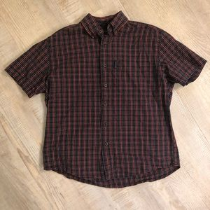 Abercrombie men's button down shirt